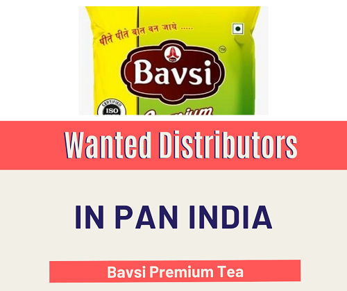 Wanted Distributors for Tea in India