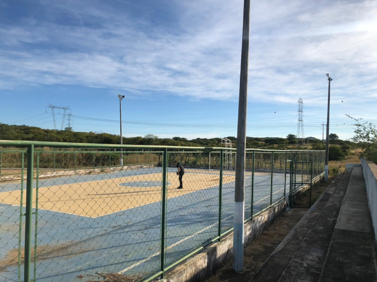 Aurora inicia nesta terça-feira (13), a retomada gradativa do esporte no município
