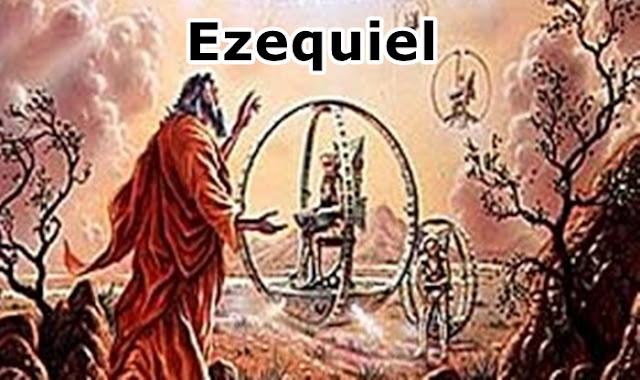 Perguntas Profeta Ezequiel