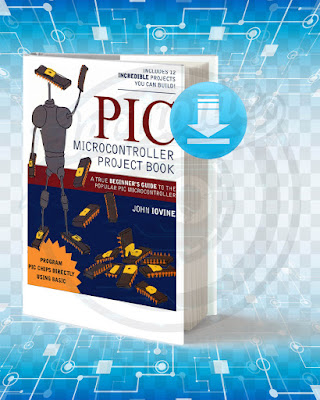 Free Book PIC Microcontroller Project Book pdf.