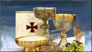 Resultado de imagen para Disposiciones del Vaticano sobre el pan y el vino litúrgicos