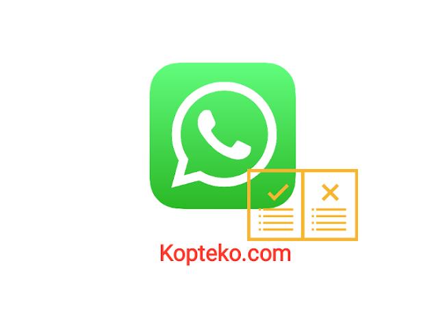 Tata Tertib Grup WhatsApp