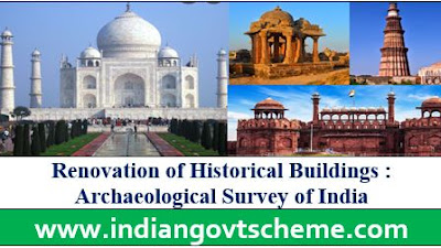 Renovation of Historical Buildings