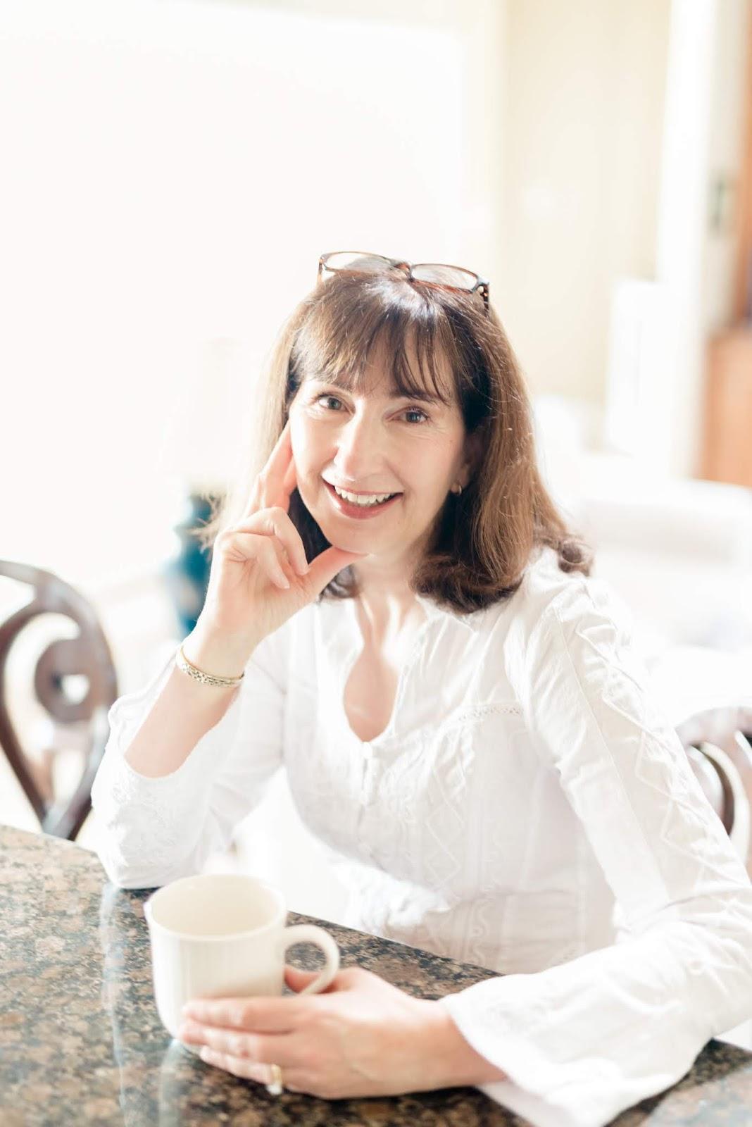 Susan Fletcher Author Photo