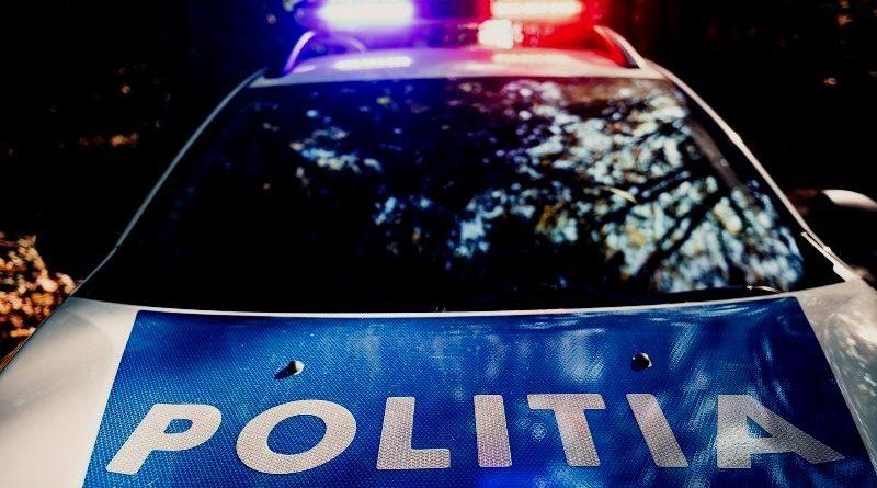 Mandat pus în executare de polițiști