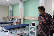 Beroperasi Pekan Depan, RS Dr JH Awaloei Sudah Sediakan 50 Ranjang Untuk Pasien Covid-19
