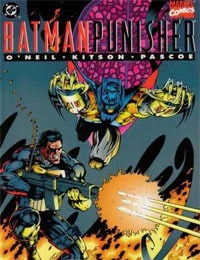 Batman/Punisher: Lake of Fire