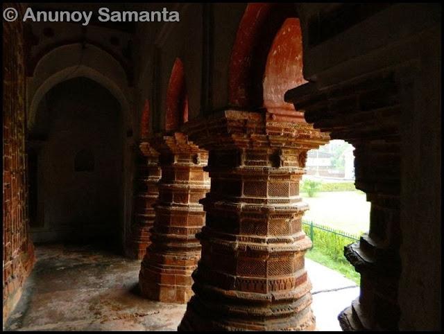 Visit to the Hanseswari Temple at Bansberia