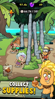 Castaway Cove Apk v1.5.1 (Mod Money)