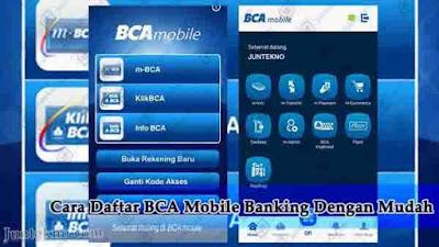 Cara Daftar BCA Mobile, bca mobile, mobile bca, m-banking, m-bca