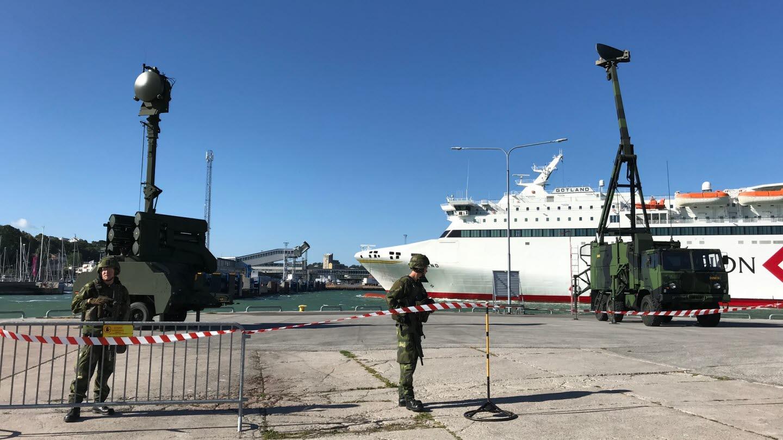 Швеція посилила ППО на острові в Балтійському морі