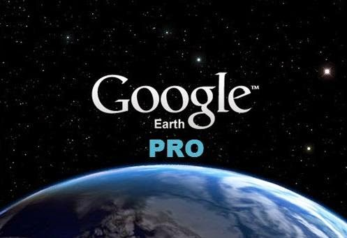 download Google Earth pro 2015 with legal serial