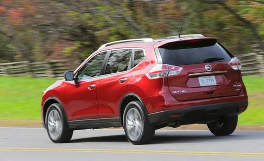 formerly the honda portal car and driver first drive 2014 nissan rogue. Black Bedroom Furniture Sets. Home Design Ideas