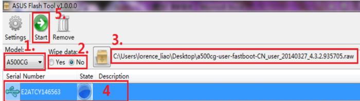 install flash usb driver version 1.0.0.7 above.rar