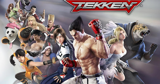 TEKKEN v0.3 Apk + Data