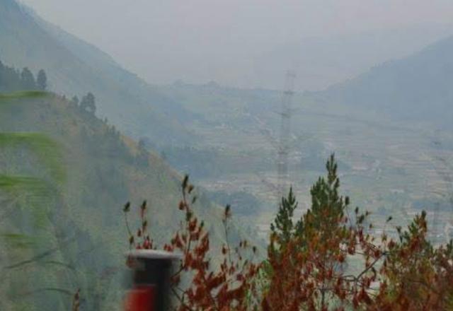 Panorama Bakkara