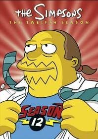 Los Simpsons Temporada 12 Online