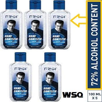 best hand sanitizer gel