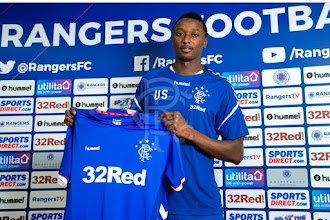 Umar Sadiq seals loan move to Rangers