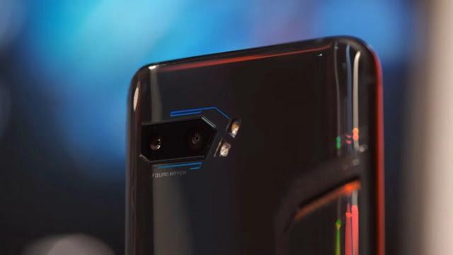 سعر و مواصفات Asus ROG Phone 2 مراجعة عيوب و مميزات
