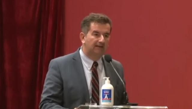 Ένταση για την απλή αναλογική - Μαλτέζος: Καμία υποβάθμιση για το ΠΕΣΥ Πελοποννήσου (βίντεο)