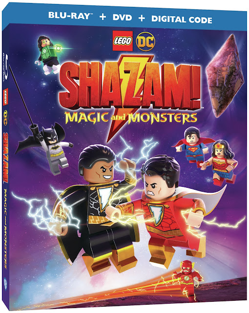 LEGO® DC: Shazam! Magic and Monsters