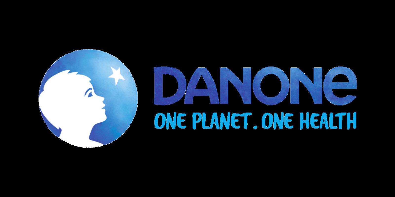 Logo Danone Format PNG