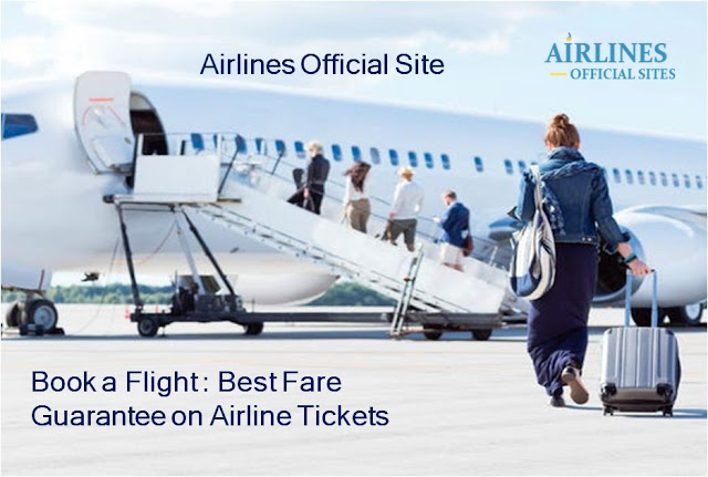 What You Need to Know before You Go Exploring Airline's Official Site?