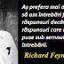 Citatul zilei: 11 mai - Richard Feynman