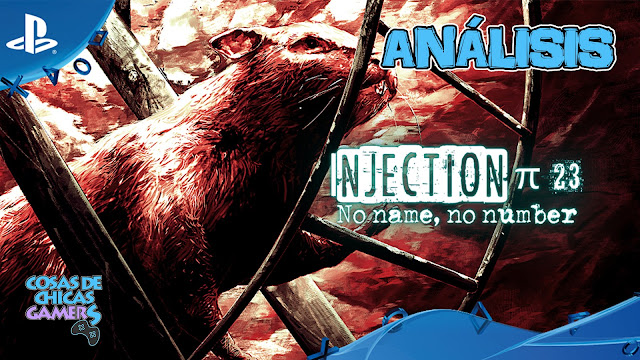 Análisis Injection Pi23 No name, no number PS4