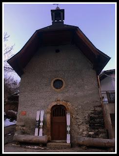 Chapelle du Baptieu