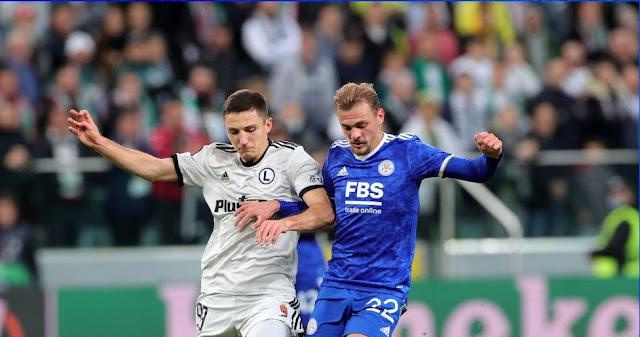 ملخص هدف فوز ليجيا وارسو علي ليستر سيتي (1-0) الدوري الاوروبي