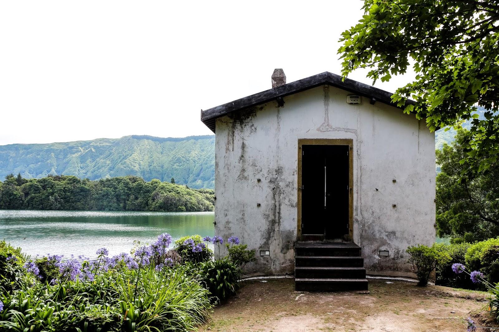 Azoren Teil 1: Casa dos Barcos - unser Haus am See | MINTUNDMEER