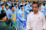 Termasuk Promosi, Ini Aturan Lengkap PNS yang Dirombak Jokowi