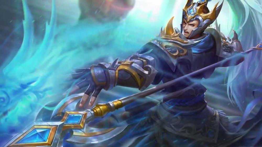 download gambar Zilong mobile legend