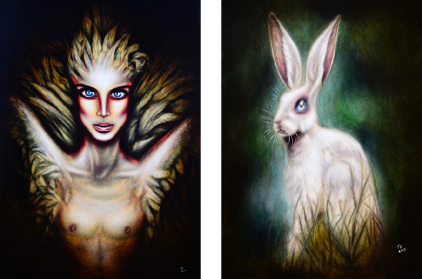 The 6th Swan / The Hare