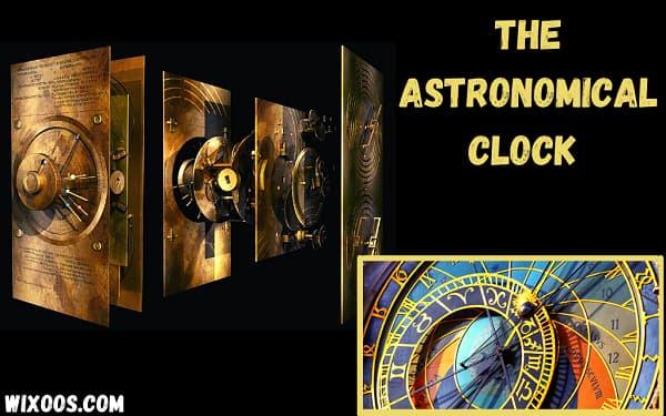 astronomical clock of Antikythera