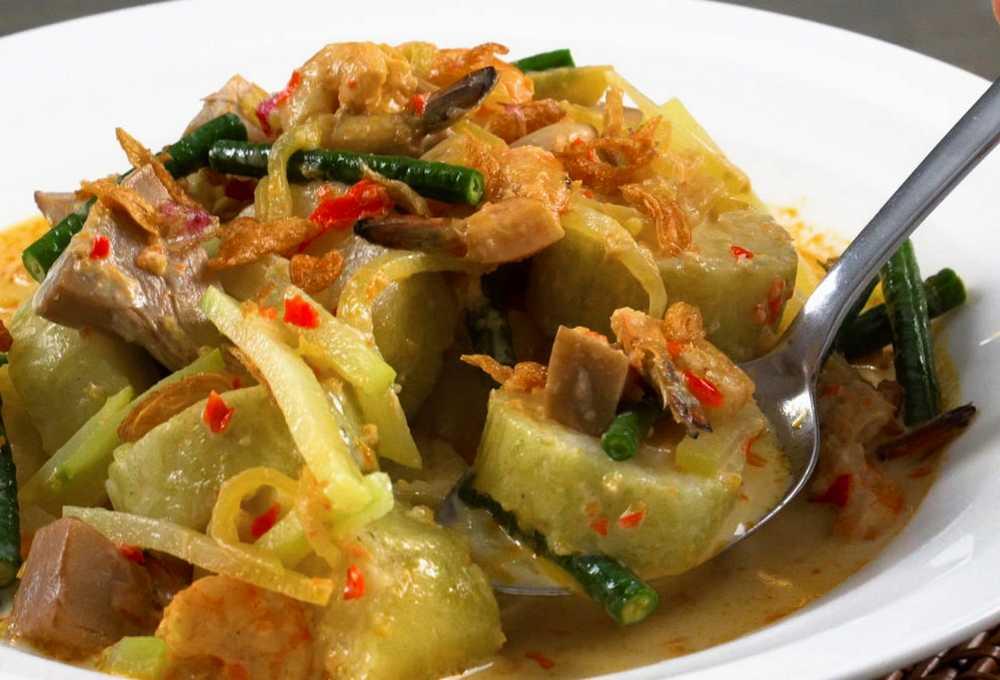 Resep Lontong Sayur Jawa (lintasusaha.com)