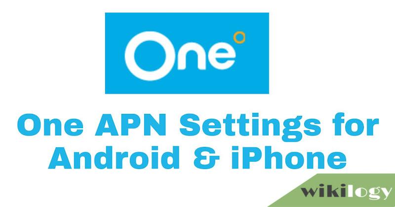 One (Telekom Albania) APN Settings for Android iPhone