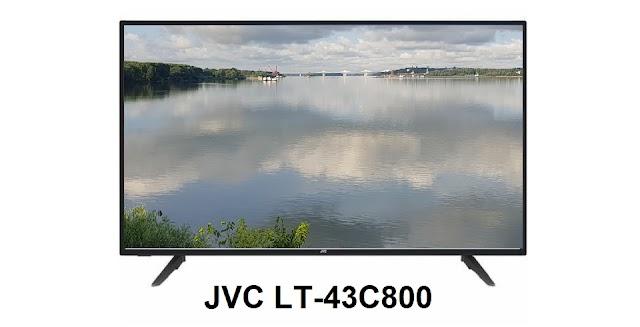 JVC LT-43C800 TV