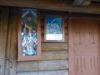 Стрілків. Львівська обл. Свято-Миколаївська церква. 1650 р. Дзвіниця