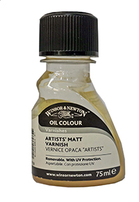 winsor and newton matt 250 ml