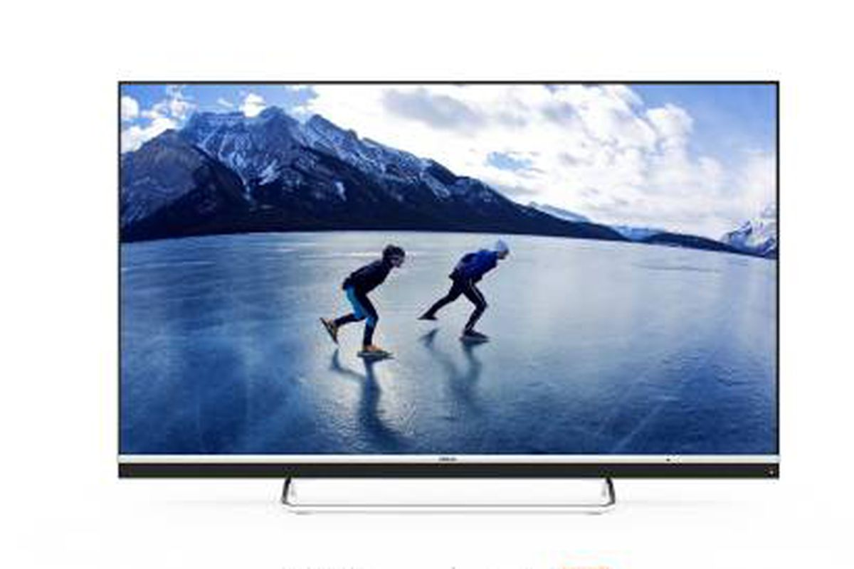 Nokia's first branded 55-inch 4K smart TV
