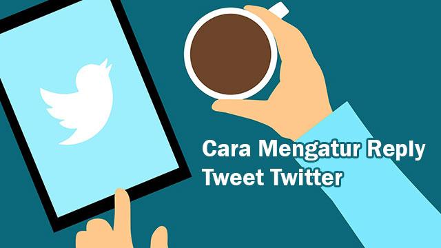 Cara mengatur tweet Twitter