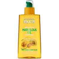 triple nutrition marvelous oil hair elixir زيت غارنييه