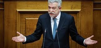 Ο ΣΥΡΙΖΑ ανακοίνωσε τη διαγραφή Κοντονή: «Έθεσε εαυτόν εκτός κόμματος»
