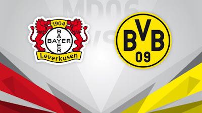 مباراة باير ليفركوزن وبوروسيا دورتموند كول كورة مباشر  19-1-2021 والقنوات الناقلة في الدوري الألماني