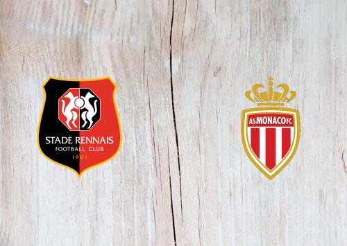 Rennes vs Monaco -Highlights 19 September 2020
