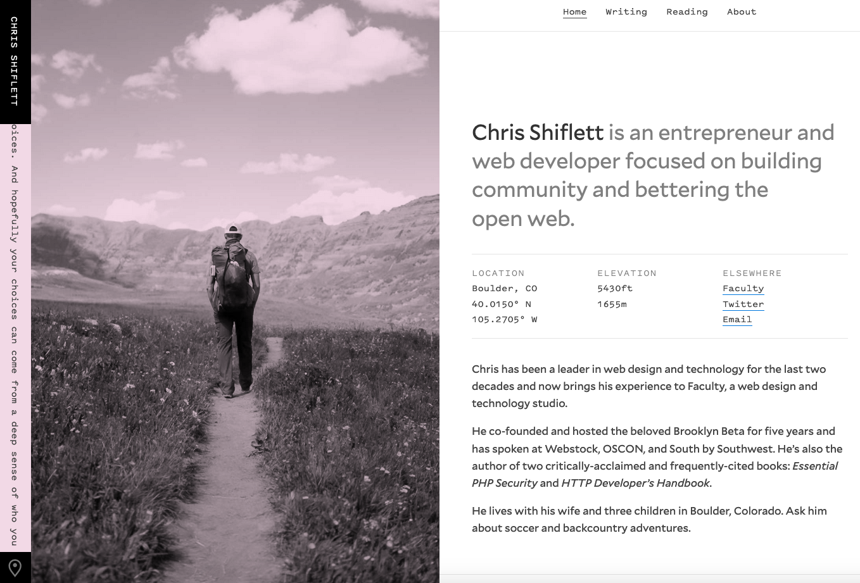 Best Sites of 2008 - Shiflett