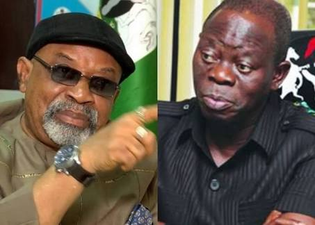 Ngige To Oshiomhole: You Talk Out Of Ignorance… I'm Not Afraid